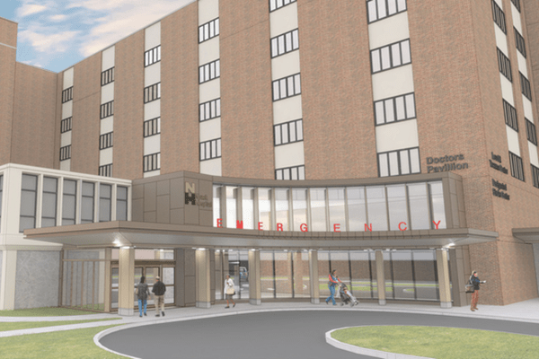 Hospital Project Will Incorporate New Ways Of Providing