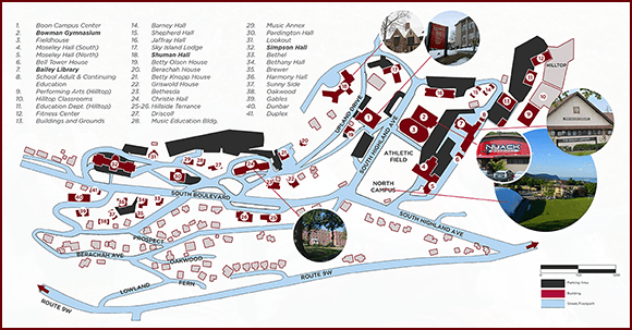 Rockland Community College Campus Map.Nyack College Sale Has Many Betting On Its Future Rockland County