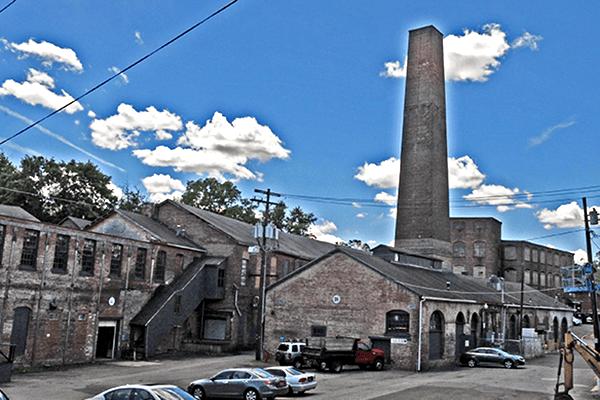 garner historic district