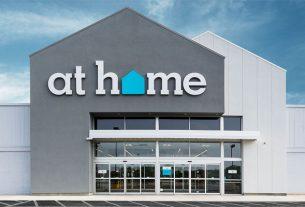 At Home Big Box Retail