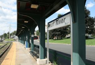 NJ Transit - Pearl River TOD