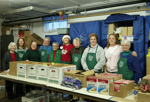sloatsburg food pantry