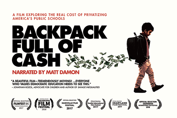 Backpack Full of Cash Documentary Film