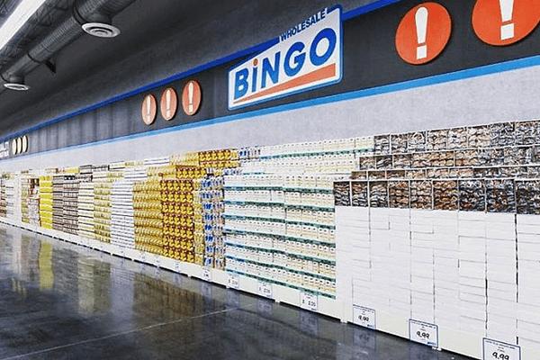 bingo wholesale