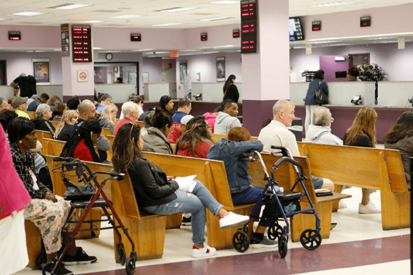 DMV rockland