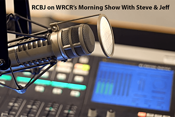 RCBJ Talks Business on WRCR-1700-AM