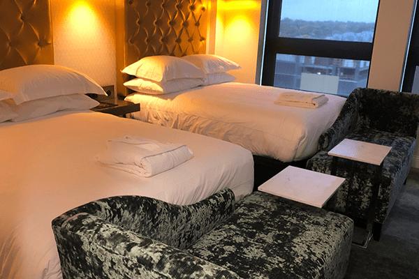 covid hotels