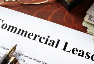 commercial rent