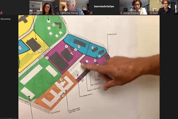 Nyack College Site Plan