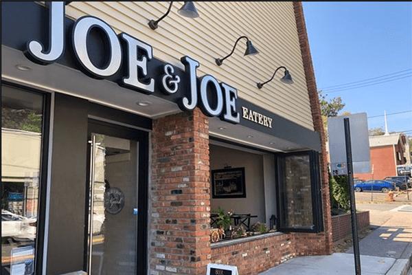 Joe & Joe Nyack