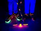 glow in dark mini golf