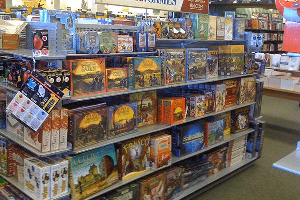 toy sales