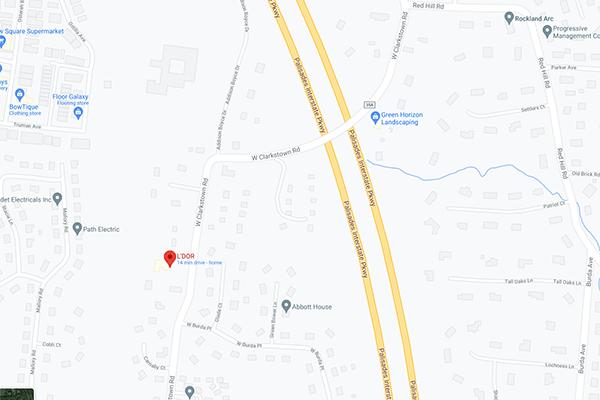 west clarkstown road