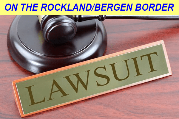 On the Rockland Bergen Border