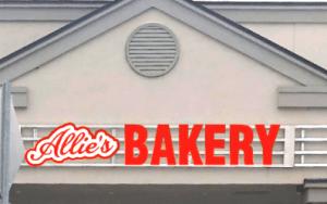 Allie's Bakery
